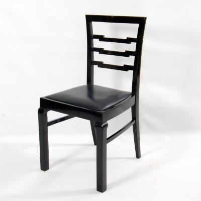 sechs art d co st hle ca 1930 stuhl sitzm bel. Black Bedroom Furniture Sets. Home Design Ideas