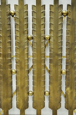Italian Brass-Gate