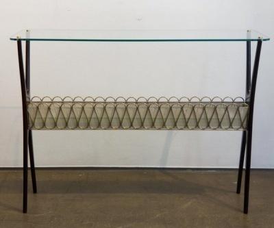 Italian Design Console Table