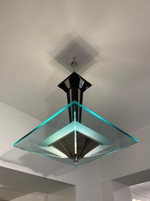 Art Déco chandelier