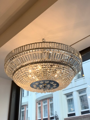 Bakalowits chandelier
