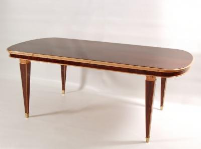 Tisch tisch m bel tony subal kunsthandel for Indischer esstisch