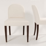 A Pair of Side Chairs