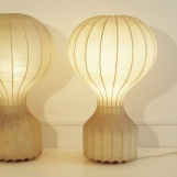 """Gatto"" Table Lamps small and large"