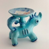 Animal Grotesque with Bowl