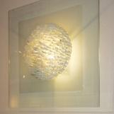 Sculptural Wall Light