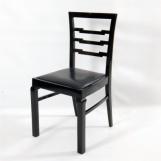 Sechs Art Déco Stühle