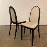 12 Dining Chairs (unrestorec)