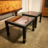 Two french sidetables