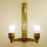 A Pair of Sconces